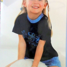 Haine Copii 1 - 3 ani, Pijamele, Fete - Noua! Pijama de vara, Sweet dreams, fetite 2 ani