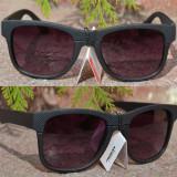 Ochelari de soare wayfarer 2016, Unisex, Violet, Dreptunghiulari, Plastic