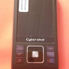 Telefon Mobil Sony Ericsson C905 Black, Negru, 8GB, Neblocat, Single SIM, Fara procesor