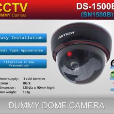 Camera falsa supraveghere CCTV Dummy Dome