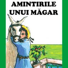 Carte de povesti - Contesa de Segur - Amintirile unui magar - 2497