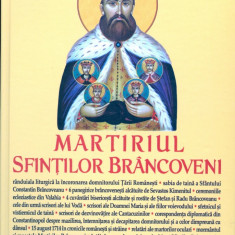 Carti ortodoxe - Martirul Sfintilor Brancoveni 1714-2014 - 20029