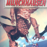 G.A. Burger - Aventurile baronului von Munchhausen - 26434 - Carte de povesti