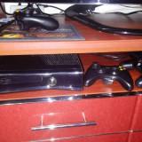 Vand Xbox Slim 250G Nemodat+12 jocuri+13 luni abonament Xbox Live+ GTA V etc. - Xbox 360 Microsoft