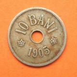 10 BANI 1905 - Moneda Romania