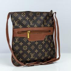 Geanta Dama Louis Vuitton, Geanta de umar, Asemanator piele - Geanta / Poseta de umar sau sold Louis Vuitton LV + Cadou Surpriza