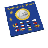 Album colectie monede euro - II