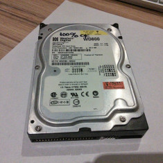 HDD Western Digital 80GB IDE 7200RPM WD800BB-22DKA0 Hard Disk - fara BAD-uri, 40-99 GB, 2 MB