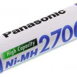 Baterie Aparat foto - Acumulator Panasonic Mignon HR-3U AA 2700mAh NiMH