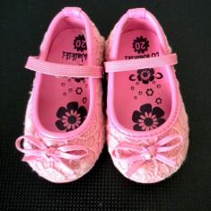 Pantofi copii, Fete, Roz - Pantofi fetite