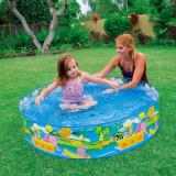 Piscina gonflabila pentru copii Intex Happy Animals 122x25cm***