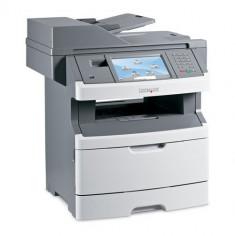 Mutifunctionale laser Lexmark x464de, gama profesionala, cartus 15000pagini - Imprimanta laser alb negru