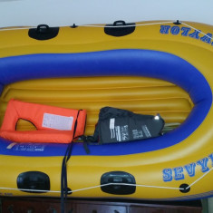 Barca fara motor - Barca pneumatica Savylor K85