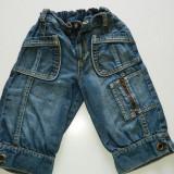 Pantaloni scurti, blugi pentru fetite, marimea 3-4 ani, ZA GIRLS