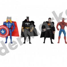 Set 6 supereroi avengers - colectioneaza toti supereroii ! - Figurina Desene animate