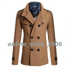 Blazer palton sacou de primavara. Model gen Zara 4 Culori diferite - Palton barbati