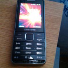 TELEFON SAMSUNG S5610 BLOCAT ORANGE FUNCTIONAL CU PROBLEME., Gri, <1GB, Single SIM, Fara procesor
