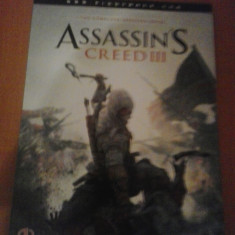 Assasin's Creed III - STRATEGY GUIDE ( GameLand )