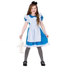 Costum de copii Alise in tara minunilor, 5-7 ani - Costum petrecere copii