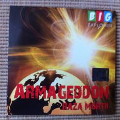Armageddon raza mortii film documentar DVD - Film documentare, Romana