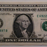 Bancnota Straine, America de Nord - Statele Unite ale Americii - 1 Dollar 2003 - Districtul Richmond