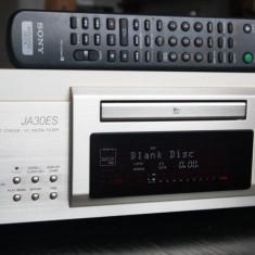 SONY MDS JA30 ES, minidisc - Deck audio