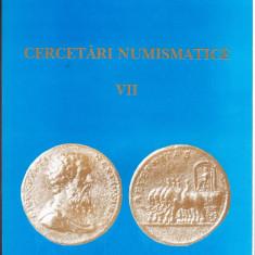 CERCETARI NUMISMATICE vol. VII.1996 Muzeul National de Istorie a Romaniei
