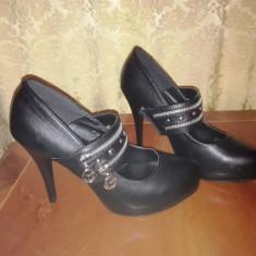 Pantofi dama - Pantofi cu toc