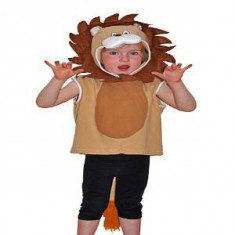 Costum de copii leul, 3-5 ani - Costum copii