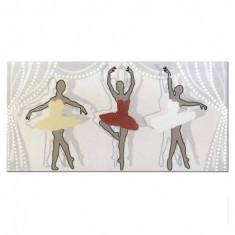 Faianta decorativa Project alb balerine - 20 x 40 cm