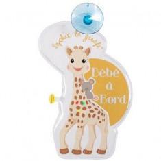 Semnal luminos Girafa Sophie cu leduri Vulli 2014 - Jucarie interactiva