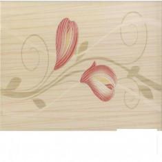 Set faianta decorativa bej Cesarom Fusion - 20 x 40 cm