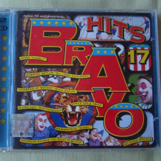 BRAVO HITS 17 (1997) - 2 C D Original - Muzica Dance emi records