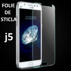 FOLIE STICLA Samsung Galaxy J5 0.33mm, tempered glass securizata Protectie - Folie de protectie Samsung, Anti zgariere