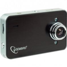 Aparat Foto compact - CAMERA DE BORD HD, display LCD, suport inclus, Gembird (DCAM-005)