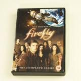 Film serial fox, SF, DVD, Engleza - Firefly – Sezonul 1 (Complet 14 Episoade - 4 DVD) Boxset - DVD ORIGINAL