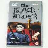 Film serial Altele, Comedie, DVD, Engleza - Blackadder – Sezonul 1 (Complet 6 Episoade) Boxset - DVD ORIGINAL