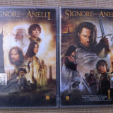 Stapanul inelelor lord of the rings two towers return of the king film 2 dvd - Film Colectie, DVD, Engleza