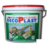 Tencuiala decorativa DecoPlast B3 driscuita 1, 0, 1, 5 si 3 mm - 28 kg