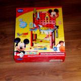 Scule si unelte Altele, 4-6 ani, Plastic, Baiat - Banc de lucru Mickey Mouse Disney