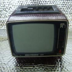 Televizor CRT - TELEVIZOR SPORT ELEKTRONIKA 407 RUSESC, ANIVERSAR JOCURILE OLIMPICE MOSCOVA