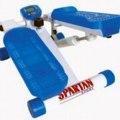 Mini Stepper Spartan Blue