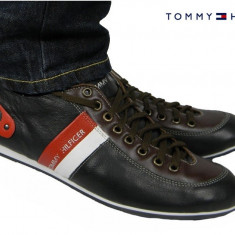 Pantofi barbati - Pantofi sport Tommy Hilfiger - Piele Naturala - Pret special - LIVRARE GRATUITA