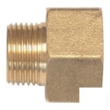 Termice - Niplu - mufa din bronz 1/2 - 3/4 inch