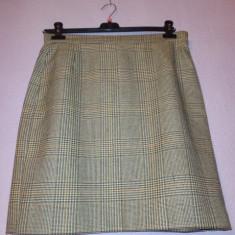 Fusta lana Marella by Max Mara, Marime: L, Culoare: Din imagine, Midi, Dreapta