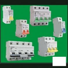 Tablou electric - Siguranta automata modulara 4.5kA 25A/1N/C