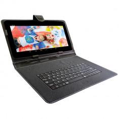 Tableta Serioux SMO10DC, 10.1 inch, procesor 1.2GHz, husa cu tastatura RESIGILAT, 10.1 inches, 8 Gb, Wi-Fi