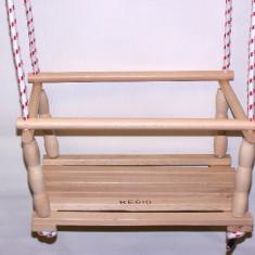 Leagan din lemn natur