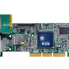 Placa video Matrox Millennium G550 PCI-Express, 32MB DDR, DualHead - Placa video PC