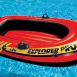 Barca pneumatica 1 persoana Intex